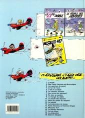 Verso de Les petits hommes -4a1986- Le lac de l'auto