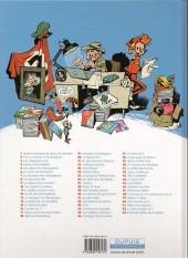 Verso de Spirou et Fantasio -4Ind- Spirou et les héritiers