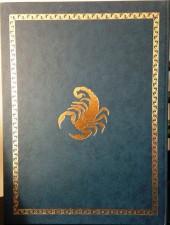 Verso de Le scorpion -10TT- Au Nom du Fils