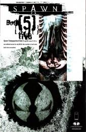 Verso de Curse of the Spawn (1996) -17- Twist of fate
