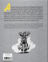 Verso de (AUT) Margerin - Frank Margerin