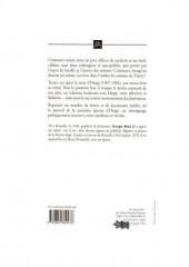Verso de (AUT) Hergé -12- Un oncle nommé Hergé