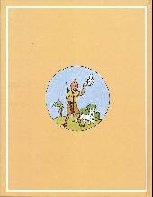 Verso de (Catalogues) Ventes aux enchères - Tajan - Tajan - Tintin - samedi 25 novembre 2000