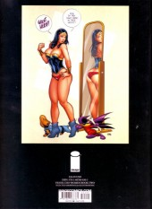Verso de (AUT) Cho, Frank - Women - Book Two
