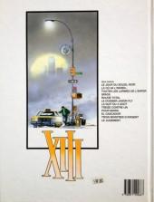 Verso de XIII -9a1997- Pour Maria