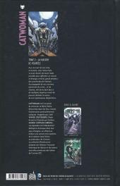 Verso de Catwoman (DC Renaissance) -2- La Maison de poupées