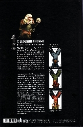 Verso de Y le dernier homme (Urban Comics) -2- Volume II