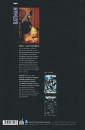 Verso de Batman (DC Renaissance) -2- La Nuit des Hiboux