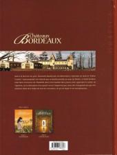 Verso de Châteaux Bordeaux -3- L'Amateur