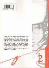 Verso de Knights of Sidonia -2- Tome 2
