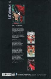 Verso de Batwoman -2- En Immersion