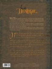 Verso de Le décalogue -5a2011- Le Vengeur