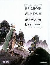 Verso de Griffe Blanche -1- L'œuf du Dragon Roi