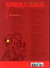 Verso de Spirou et Fantasio - La collection (Cobra) -5- La mauvaise tête