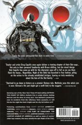 Verso de Batman: Night of the Owls (2013) -INT- Batman: Night of the Owls