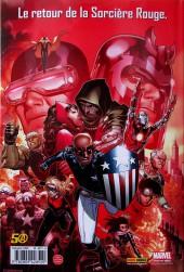 Verso de Avengers (Marvel Deluxe) - La croisade des enfants