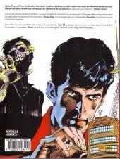 Verso de Dylan Dog (Panini) - L'aube des morts-vivants