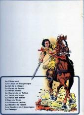 Verso de Chevalier Ardent -12a1981- Les cavaliers de l'apocalypse