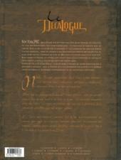 Verso de Le décalogue -6a2010- L'Échange