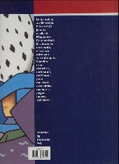 Verso de Linda aime l'art -4- Magazine