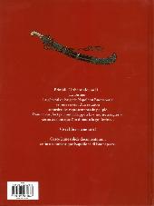 Verso de Jacques Martin présente -5- Napoléon Bonaparte - Tome 2