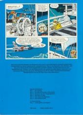 Verso de Minimenschen (Die Abenteuer der) -6- Das Geisterschiff