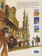 Verso de Le périple de Baldassare -3- La Tentation de Gênes