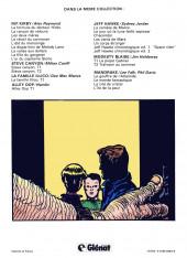 Verso de Steve Canyon -3- Les rebelles de Damma