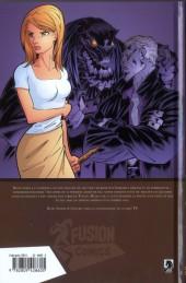 Verso de Buffy contre les vampires - L'intégrale BD -10- Saison 4 - Le sang de Carthage