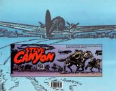 Verso de Steve Canyon -8- Sabotage médical-Lady IX