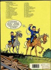 Verso de Les tuniques Bleues -1d90- Un chariot dans l'ouest