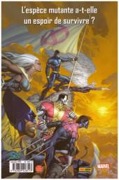 Verso de X-Men - Trilogie du Messie -1- Le complexe du Messie