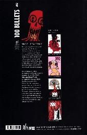 Verso de 100 Bullets (albums brochés) -18- Le grand finale