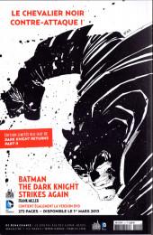 Verso de DC Saga -10- Numéro 10