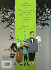 Verso de Mélusine -6Off- Farfadets et korrigans