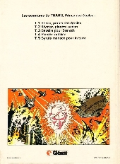 Verso de Tärhn, prince des étoiles -6- La cité du ciel