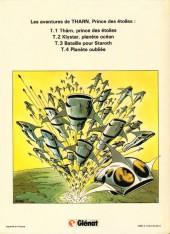 Verso de Tärhn, prince des étoiles -5- Syruls menace pour la terre