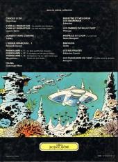 Verso de Tärhn, prince des étoiles -2- Klystar planète océan