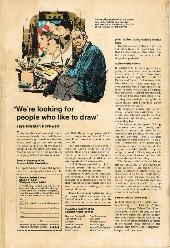 Verso de Daredevil Vol. 1 (Marvel - 1964) -69- A Life on the Line!