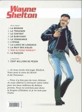 Verso de Wayne Shelton -9a- Son altesse honesty !