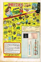Verso de Amazing Spider-Man (The) (1963) -137- The green goblin strikes