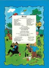 Verso de Jo, Zette et Jocko (Les Aventures de) -1B42bis- Le testament de m. pump