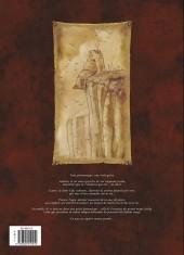 Verso de Les terres de Sienn -3- La vie des morts