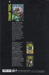Verso de Swamp Thing (Urban Comics) -2- Liens et Racines