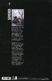Verso de Severed - Destins Mutilés