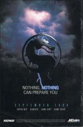 Verso de Dark Dominion (1993) -10- The Way to Avalon