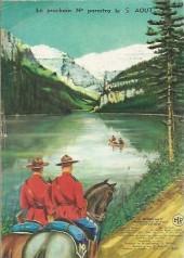 Verso de Jim Canada -14- La mine perdue