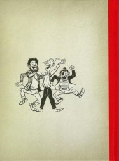 Verso de Les pieds Nickelés - La collection (Hachette) -1- Les Pieds Nickelés font fortune