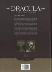 Verso de Dracula - L'Ordre des dragons -2- Cauchemar Chtonien