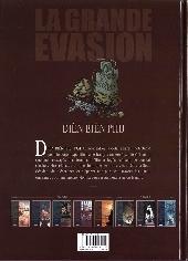 Verso de La grande évasion -5- Dien Bien Phu